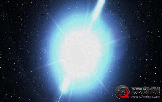 天外煞星伽马射线杀死外星生命