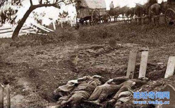 探访葛底斯堡战场闹鬼战死士兵到处寻找自己的武器
